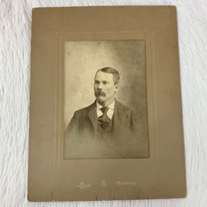 Other - Antique Victorian/Edwardian Cabinet Card Photo